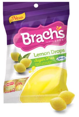 Brachs Sugarfree Lemon Drops 3449021